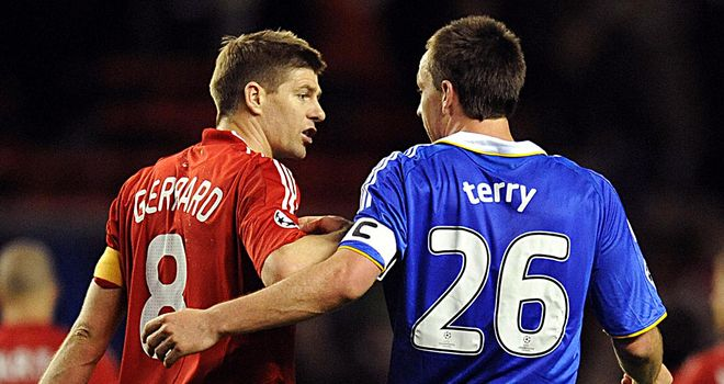 Gerrard says John Terry is yet to speak to him about MLS