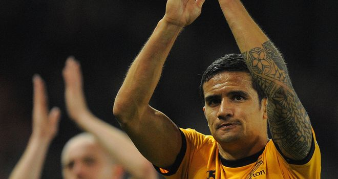 Tim Cahill: Has previously said he would be open to a Middle Eastern move
