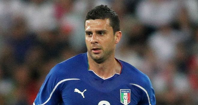 Thiago Motta: Italy will monitor the midfielder's fitness over the weekend