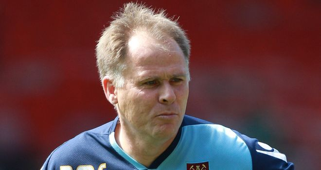 Neil McDonald: Happy with West Ham's week of training in Austria