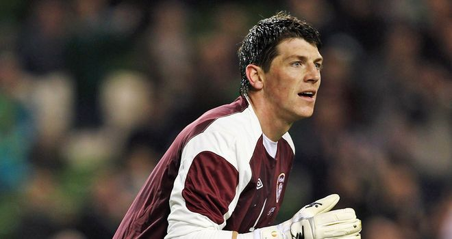 Keiren Westwood: Republic of Ireland keeper wants Shay Given to be fit for Euro 2012