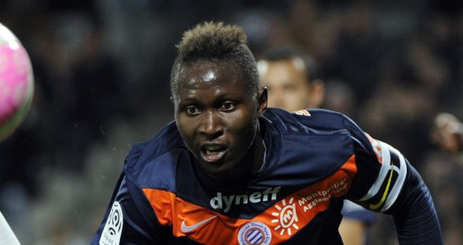 Mapou Yanga-Mbiwa: Could yet stay put with Montpellier