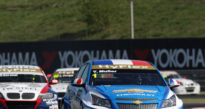 Chevrolet: Pulling out of WTCC at end of the season