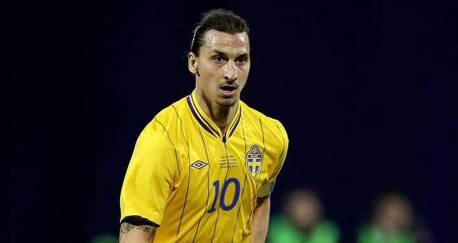 Zlatan Ibrahimovic: Ready to help Sweden upset the odds in Group D