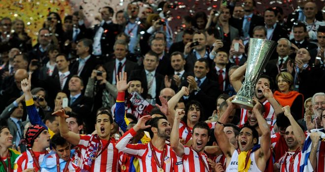 Europa League champions Atletico Madrid have been withheld share of prize money