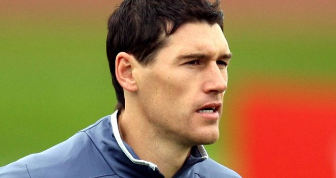 Gareth Barry: England man nearing fitness and hoping for another fantastic season