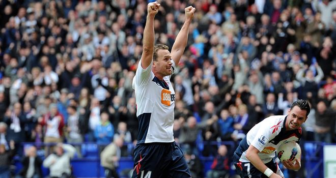 Kevin Davies: Captain has signed new deal at Bolton, but a host of players have departed