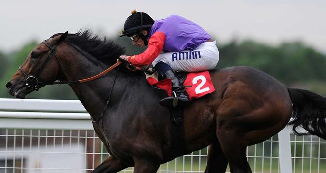 Carlton House: Alex's tip for the Prince of Wales's Stakes
