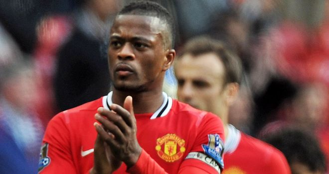 Patrice Evra: Manchester United captain looks for positives at international level