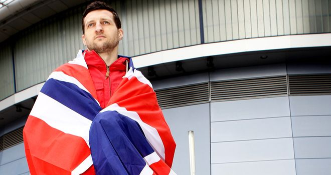 Froch: the Cobra should have won SPOTY, says Glenn