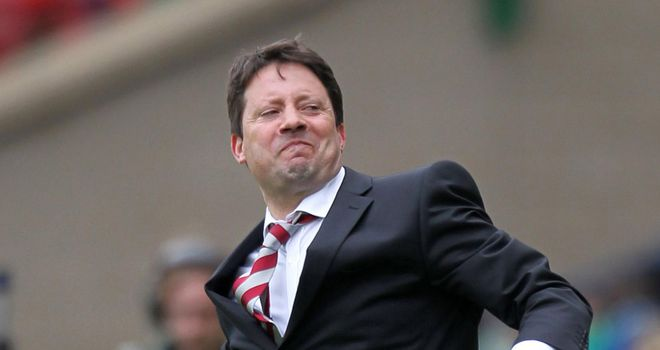 Paulo Sergio: Has called on his Cluj side to be 'brave'