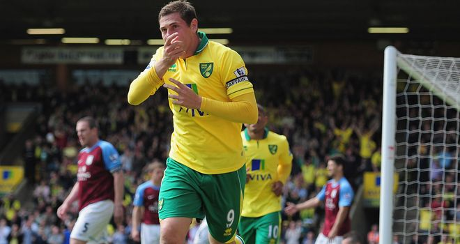 Grant Holt: Norwich striker wants to leave Carrow Road