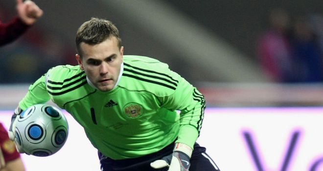 Igor Akinfeev: Timely return to action