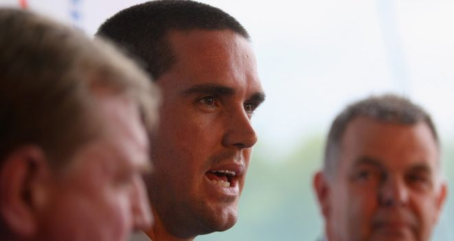 Kevin Pietersen: Will be focusing on Test match cricket in the future