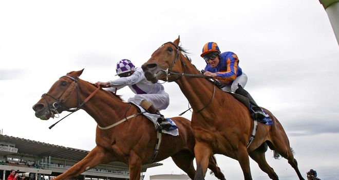 Light Heavy beats Tower Rock at Leopardstown but won't head to Epsom