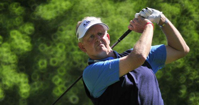 Colin Montgomerie: Elected to Hall of Fame ahead of Mark O'Meara