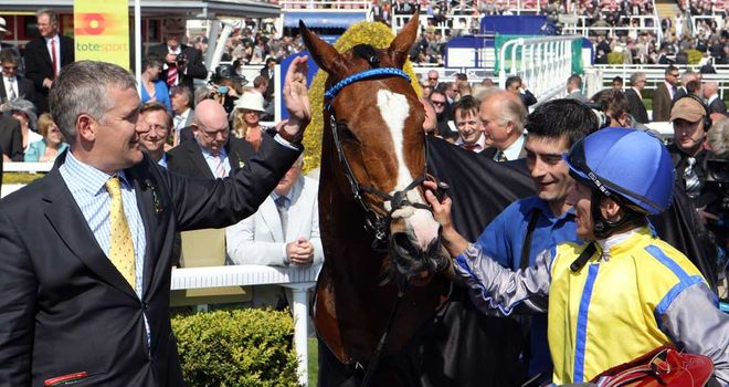 Overturn: Set for chasing debut
