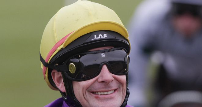 Pat Smullen: Has strong book of rides for Royal Ascot