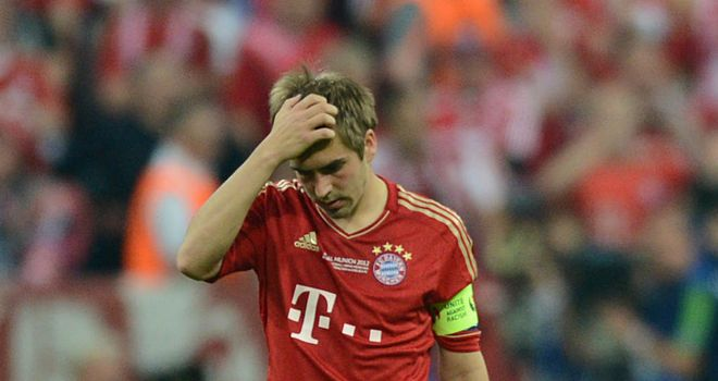 Philipp Lahm: Bayern Munich captain hopes there will be another chance to win the Champions League