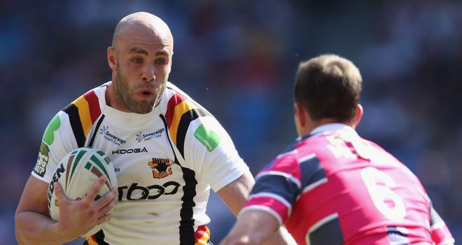 Adrian Purtell: Suffered heart attack at Magic Weekend last year