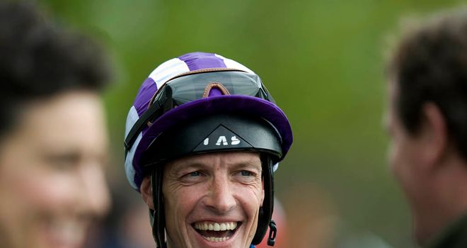 Richard Hughes: Dominated the card at Windsor