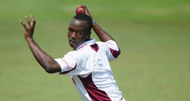 Kemar Roach: Fit to play in one-day series