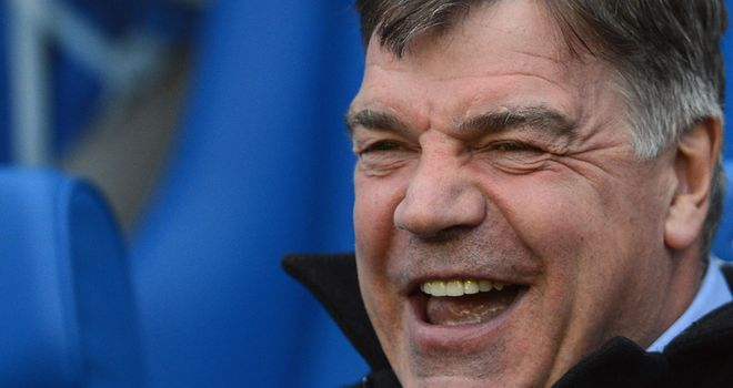 Sam Allardyce: Planning for next season