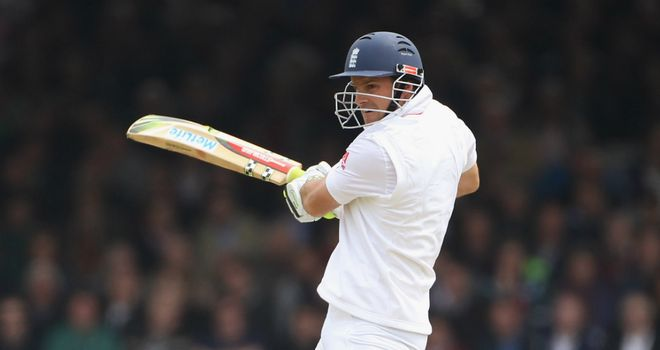 Outstanding: Strauss led England superbly, says Nass, but doubts persist over Sammy