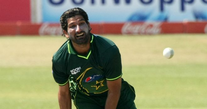 Sohail Tanvir: Pakistan international heading to Worcestershire in June