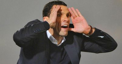 Gus Poyet: Masterminded a win at Cardiff