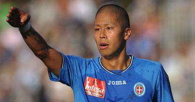 Takayuki Morimoto: Moved out on loan