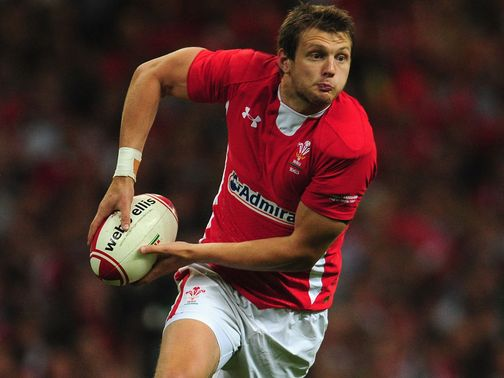 Biggar: Another name on Wales' injury list
