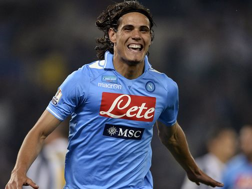 Edinson Cavani: Staying at Napoli