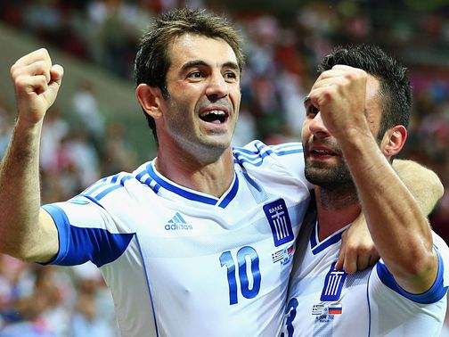 Giorgos Karagounis: Has joined Fulham