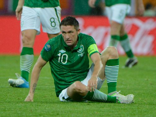 Robbie Keane: Has demanded better