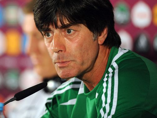 Joachim Low: Steeled for Dublin test