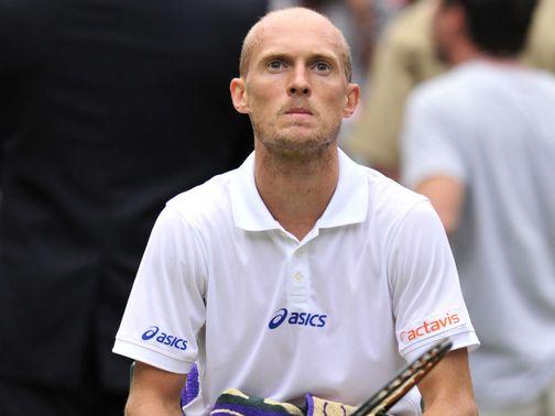 Nikolay Davydenko: Unimpressed by Andy Murray