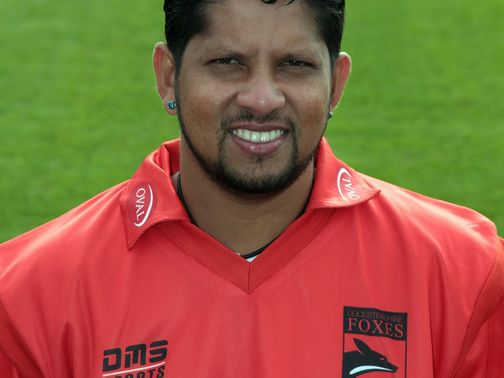 Sarwan: Takes over from Hoggard