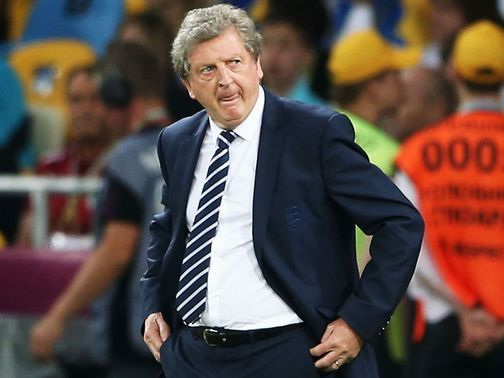 Roy Hodgson: Happy with trio's Olympic experience