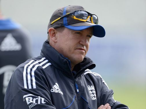 Andy Flower: Wants to cut out England&#39;s sloppiness