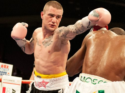Ricky Burns: Set for his seventh world title fight