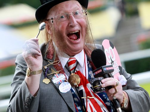 John McCririck: End of an era