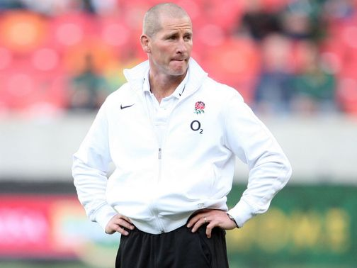 Stuart Lancaster: Talks about his selection policy