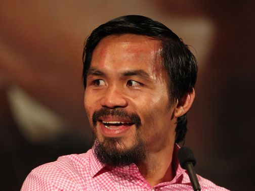Manny Pacquiao: Controversial defeat against Timothy Bradley