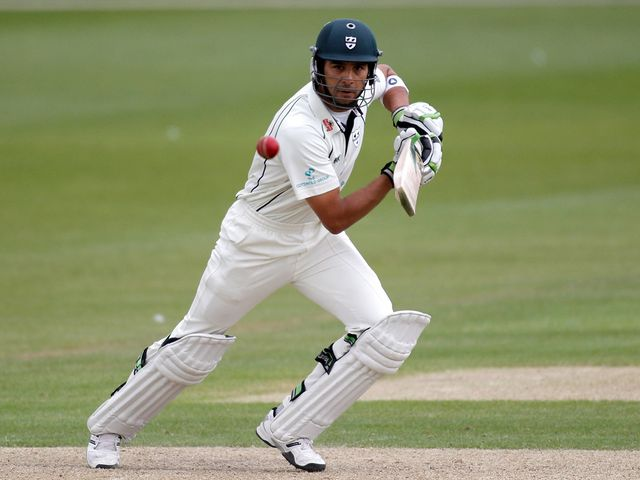 Solanki: Could leave Worcestershire