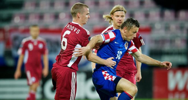 Ivica Olic: Ruled out for up to six weeks with a calf injury