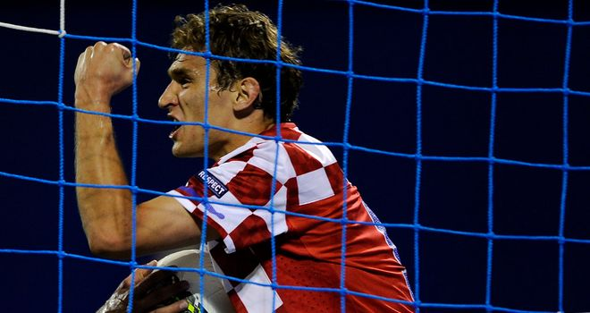 Nikica Jelavic: Striker comes off the bench to net winner
