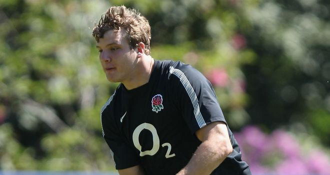 Joe Launchbury: Called into England squad as cover