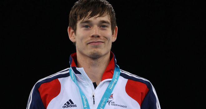 Aaron Cook: European gold for British fighter