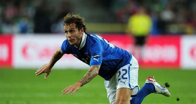 Alessandro Diamanti: Was sold to Bologna by Brescia after departing West Ham